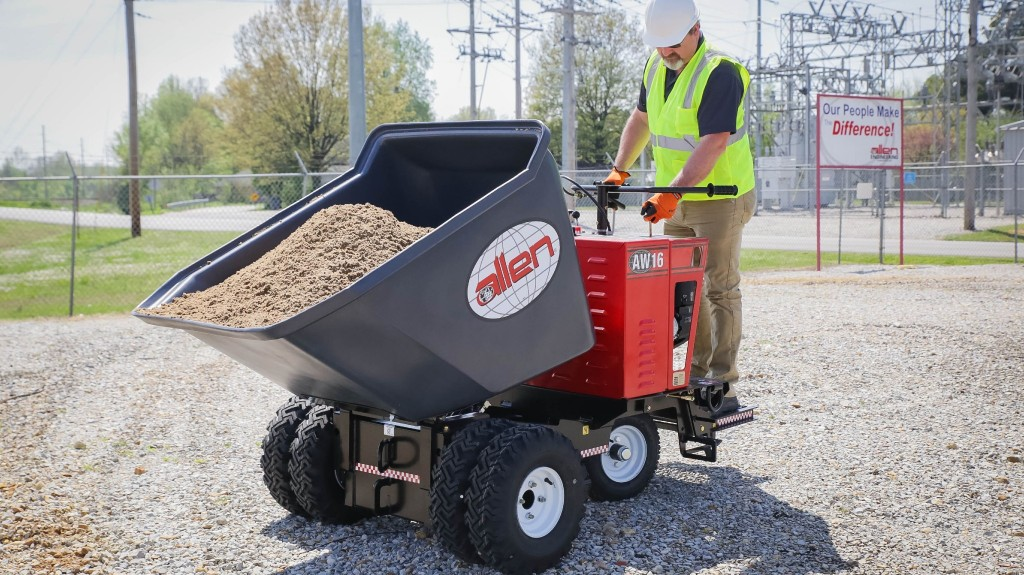 Allen Engineering expands wheel buggy product line