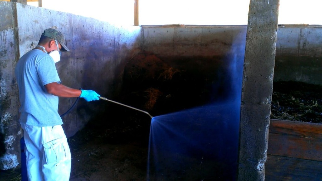 Brookside Agra establishes all-natural product for odour-free composting of animal carcasses