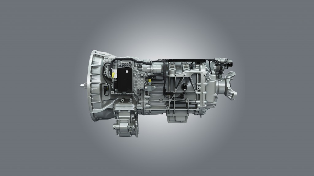 Detroit focuses on fuel efficiency with new transmission series
