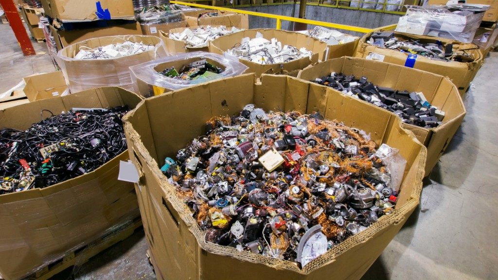 UN Global E-Waste Monitor 2020 predicts electronic waste volume to reach 74 million tonnes by 2030