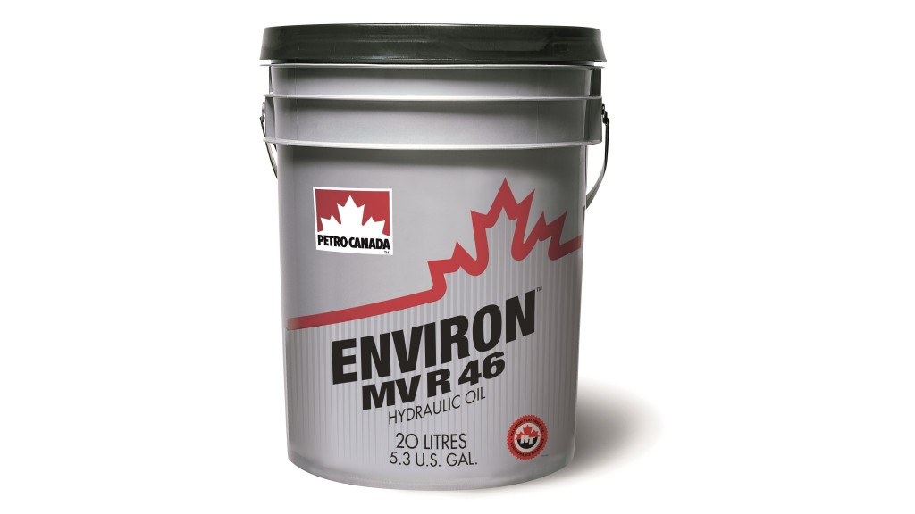 Petro-Canada Lubricants launches first readily biodegradable hydraulic fluid