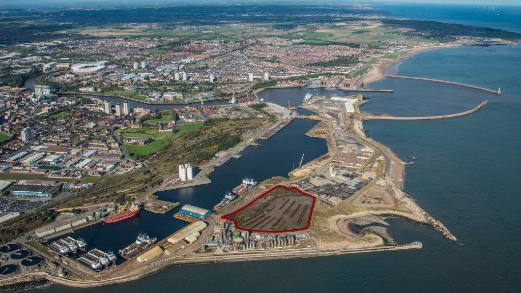 Wastefront and Sunderland City Council aim to build UK's greenest waste tire recycling plant