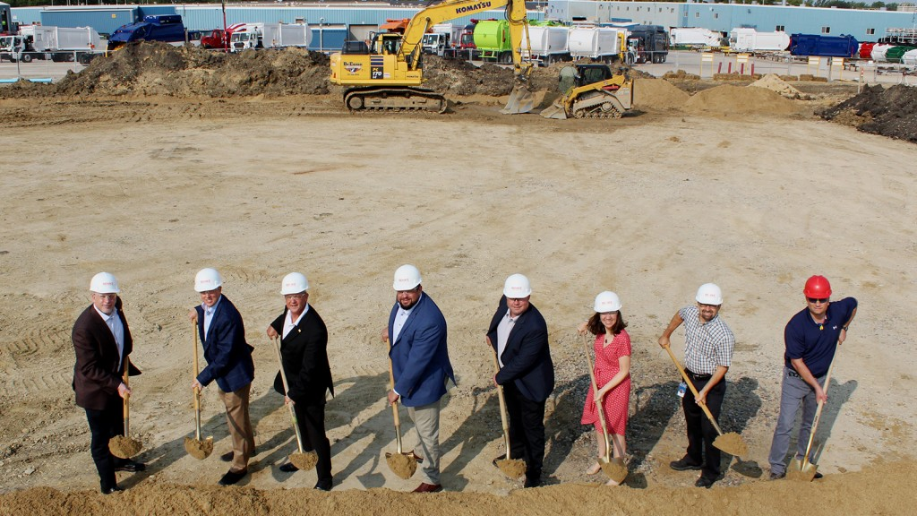 McNeilus breaks ground on 30,000 square-foot customer-focused facility