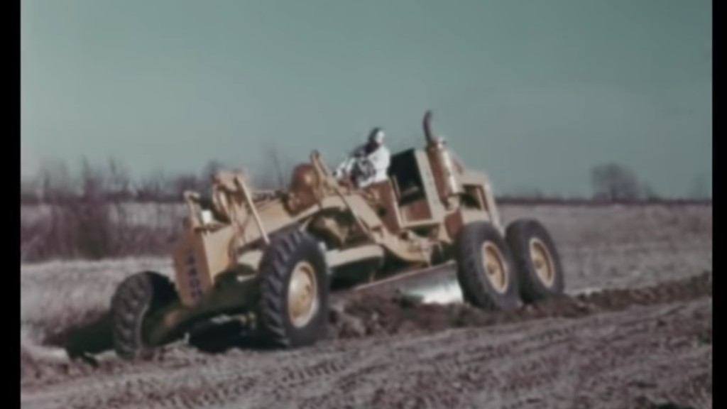 Watch: Vintage training tips and tricks for WABCO motor graders