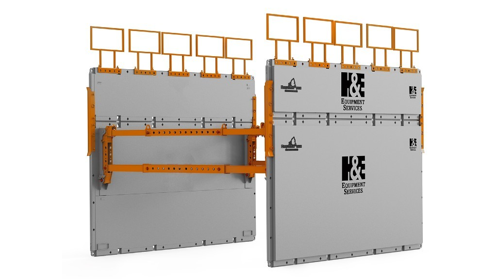 H&E Equipment Services enters specialty rental business with addition of trench safety product line