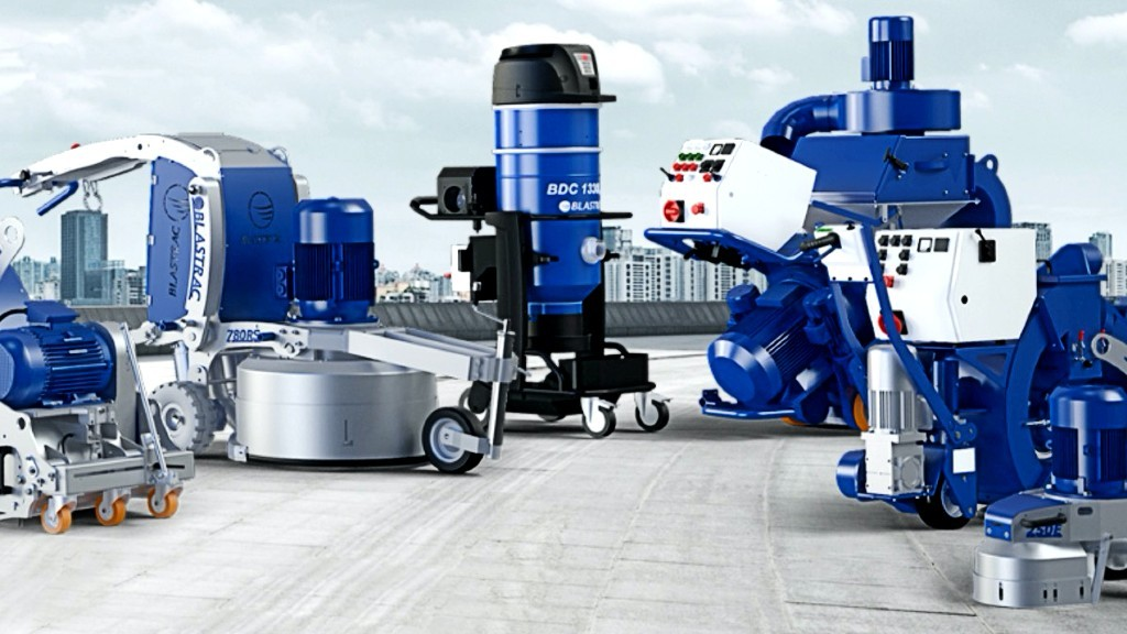 Husqvarna Group expands surface preparation offerings with acquisition of Blastrac