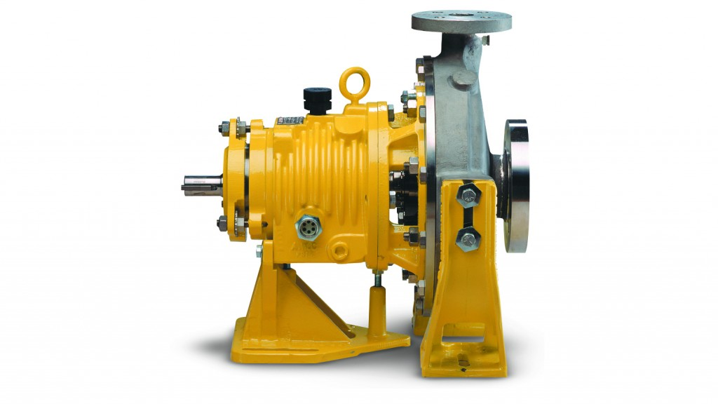 Centrifugal pumps from Blackmer designed for high temperature use