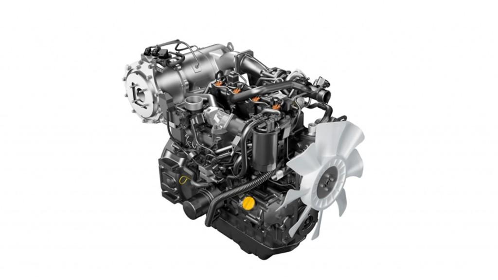 Yanmar develops 1.6 litre and 2.1 litre industrial diesel engines