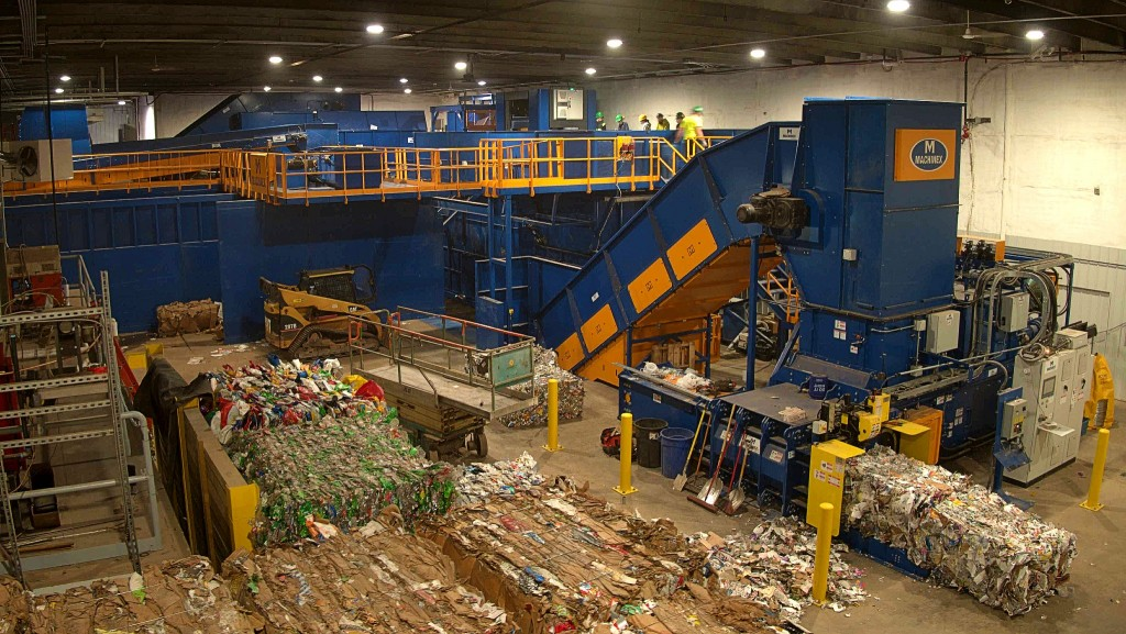 New MRF from Machinex is designed to meet recycling needs in rural areas