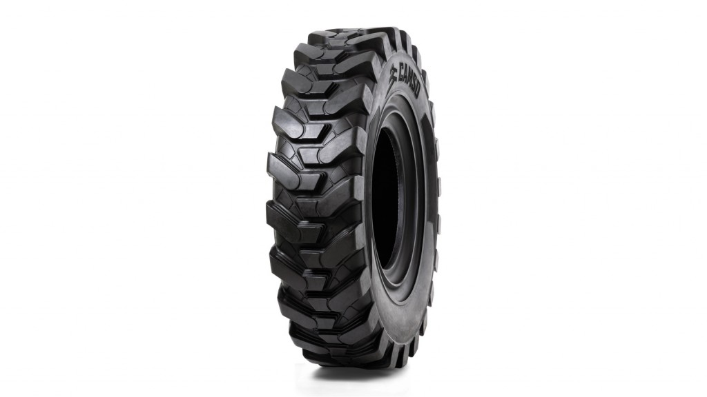 Camso introduces puncture-resistant telehandler tire
