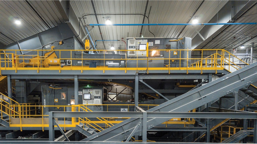 Optical sorting advances are driving the MRF of the future