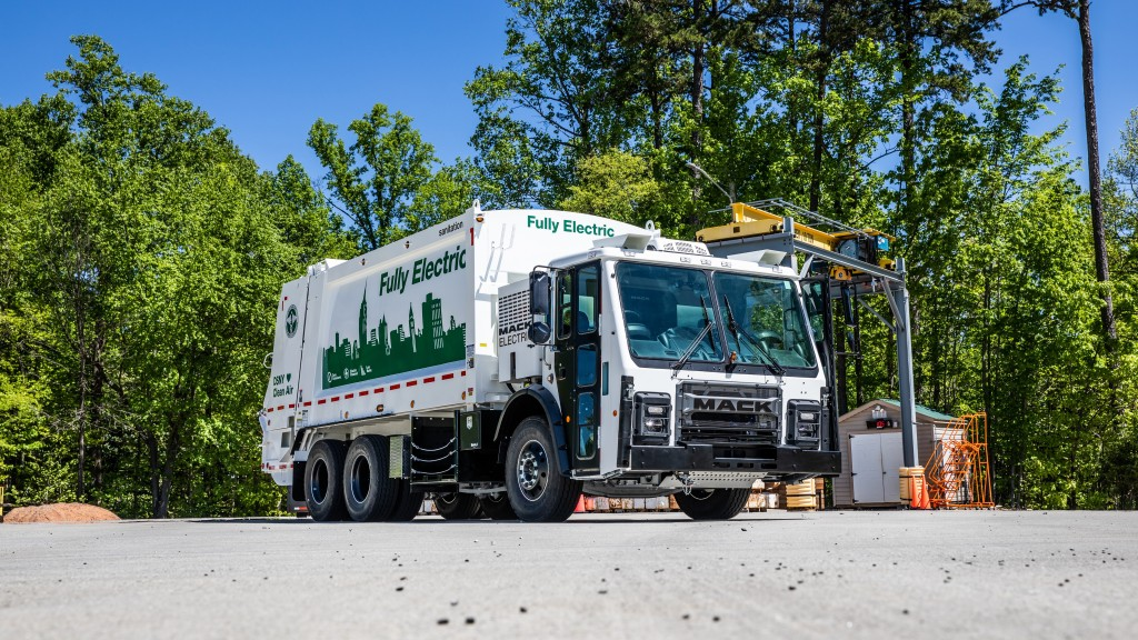 Mack LR Electric now eligible for incentives to improve total cost of ownership