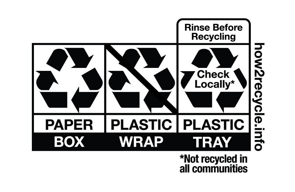 TicorBraun Flex partners with How2Recycle to provide more recyclable packaging options for customers