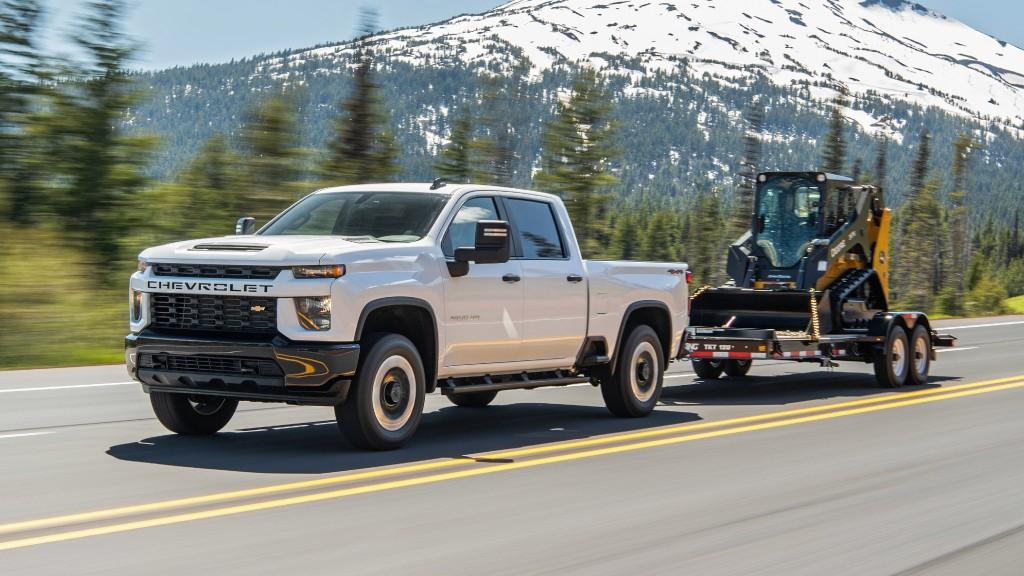 GM confirms plans for Chevrolet Silverado electric pickup