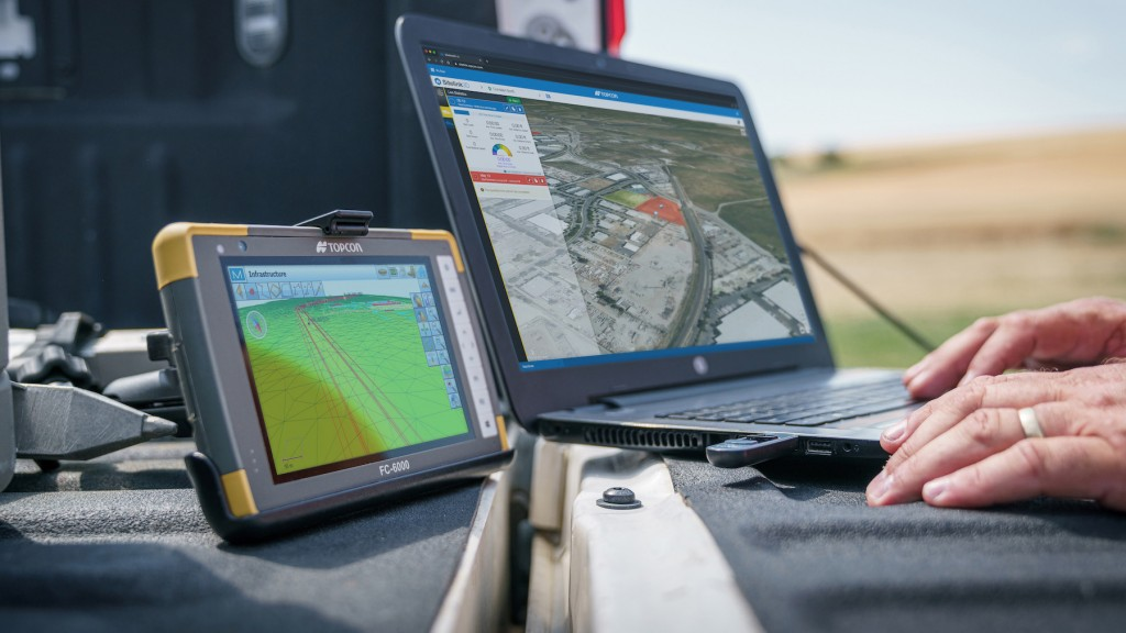 Topcon launches new construction and survey software for remote job site collaboration