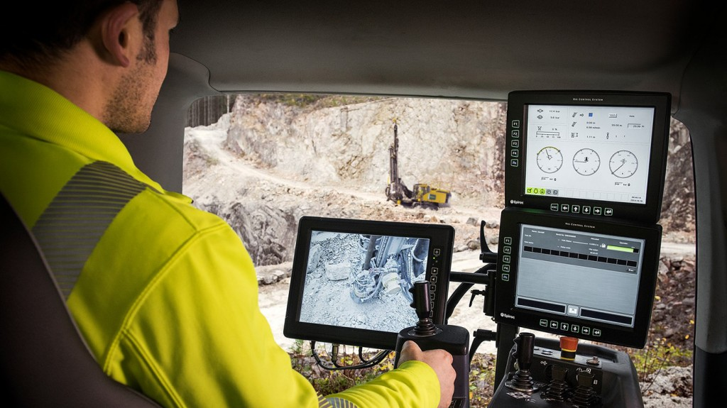 Epiroc acquires mine connectivity provider 3D-P