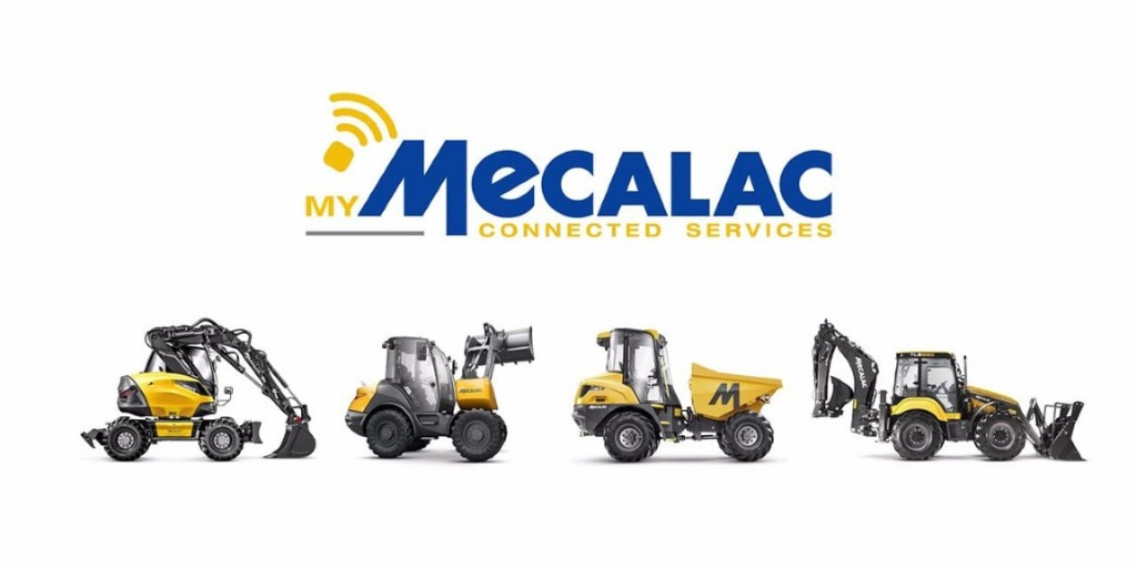 Mecalac's fleet management system now available in North America
