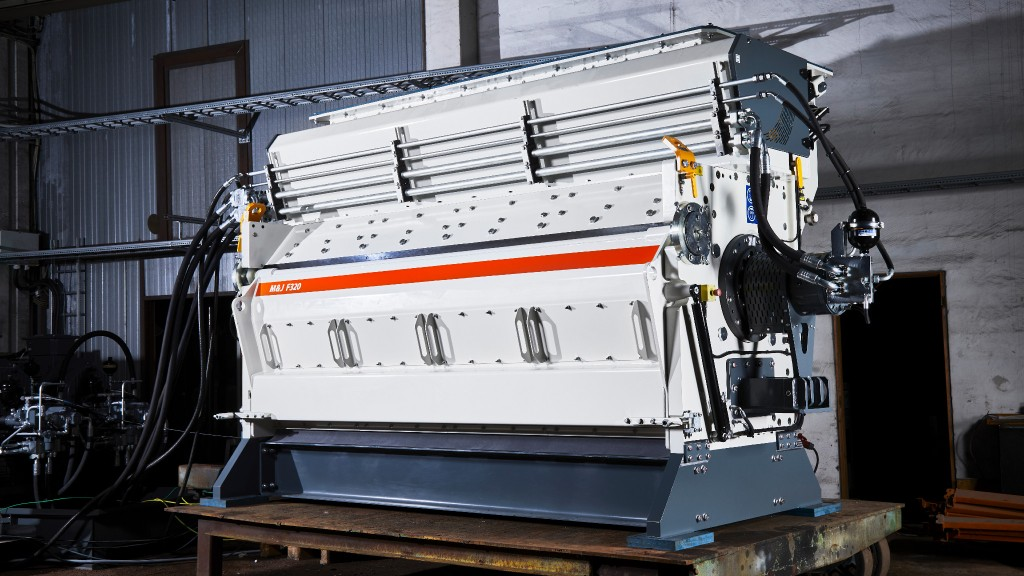 Metso Outotec's new FineShredder ideal for producing refuse-derived fuel