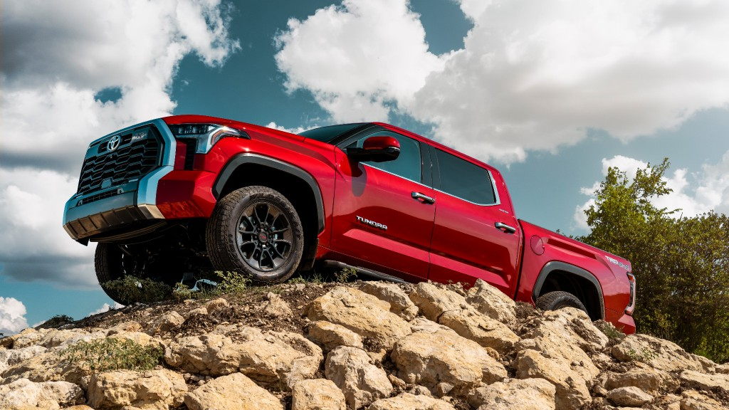 2022 Toyota Tundra gets power boost, added towing and payload capacity