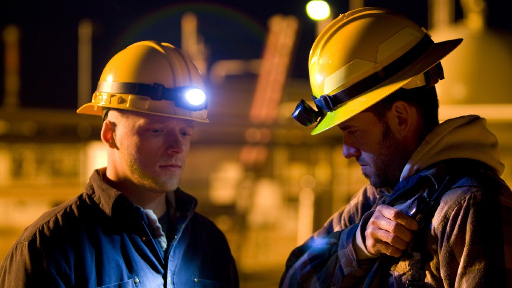 Headlamps play critical PPE role in hazardous oil and gas environments