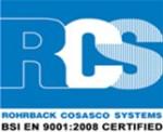 Rohrback Cosasco Systems Logo