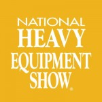 National Heavy Equipment Show Logo