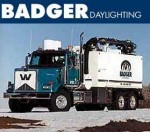 Badger Daylighting Logo