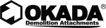 Okada Demolition Attachments Logo