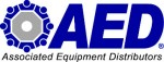Associated Equipment Distributors (AED) Logo