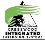 Cresswood Shredding Machinery Logo