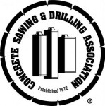 Concrete Sawing and Drilling Association Logo
