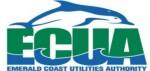 Emerald Coast Utilities Authority (ECUA ) Logo