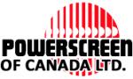 Powerscreen Canada Logo