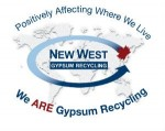 New West Gypsum Recycling Logo