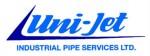 Uni-Jet Industrial Pipe Logo