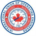 International Union of Operating Engineers Local 793 Logo