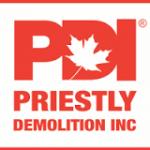 Priestly Demolition Inc. Logo