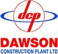 Dawson Construction Plant Logo