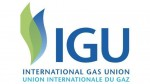 International Gas Union (IGU) Logo