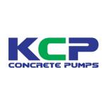 KCP Concrete Pumps Logo