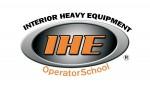 Interior Heavy Equipment Operator School Logo