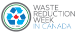 Waste Reduction Week in Canada Logo