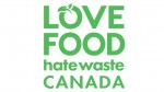 Love Food Hate Waste Canada Logo