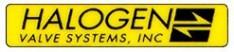 Halogen Valve Systems Logo
