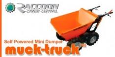 Muck Truck Logo