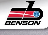 Benson International Logo