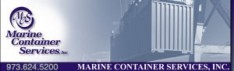 Marine Container Services Inc.