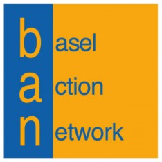 Basel Action Network (BAN) Logo
