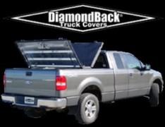 DiamondBack Truck Covers Logo