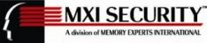 MXI Security Logo